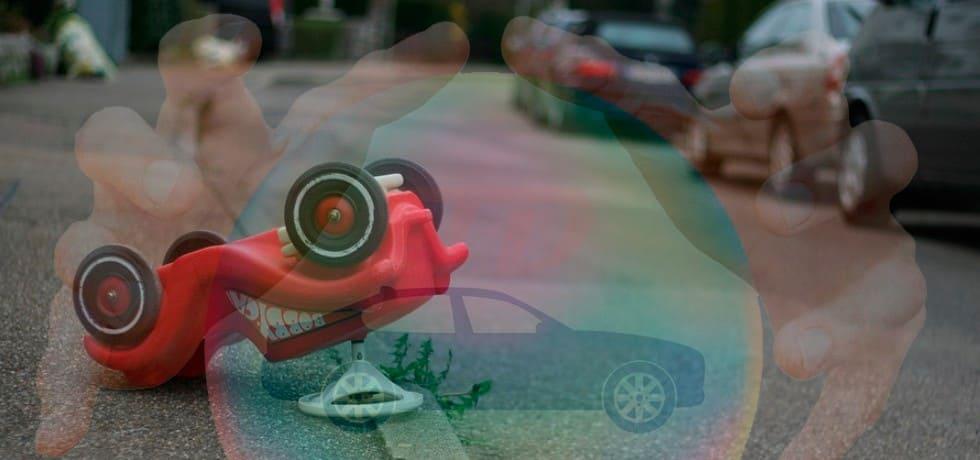 Врезались в стоячее авто