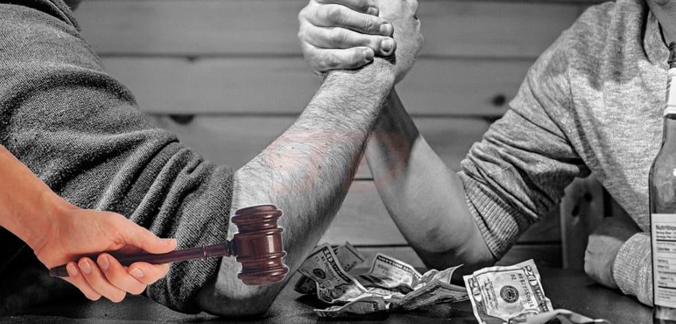 Взыскание с должника