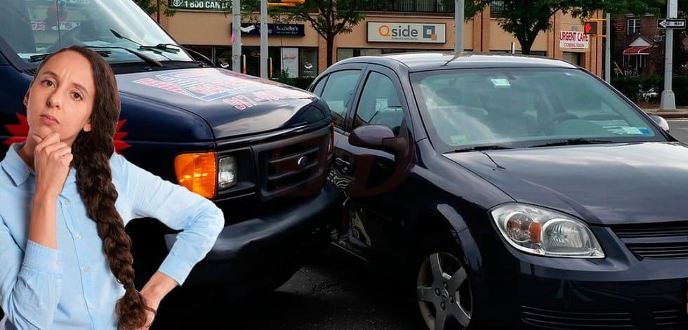 ДТП со служебным авто – порядок действий