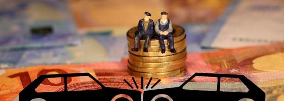 Обоюдное ДТП и выплаты